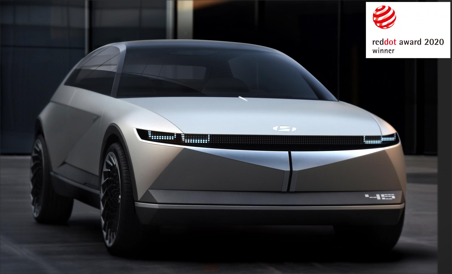 Компанія Hyundai Motor отримала три нагороди Red Dot Award 2020 за концептуальний дизайн | ВІК-Експо - фото 9