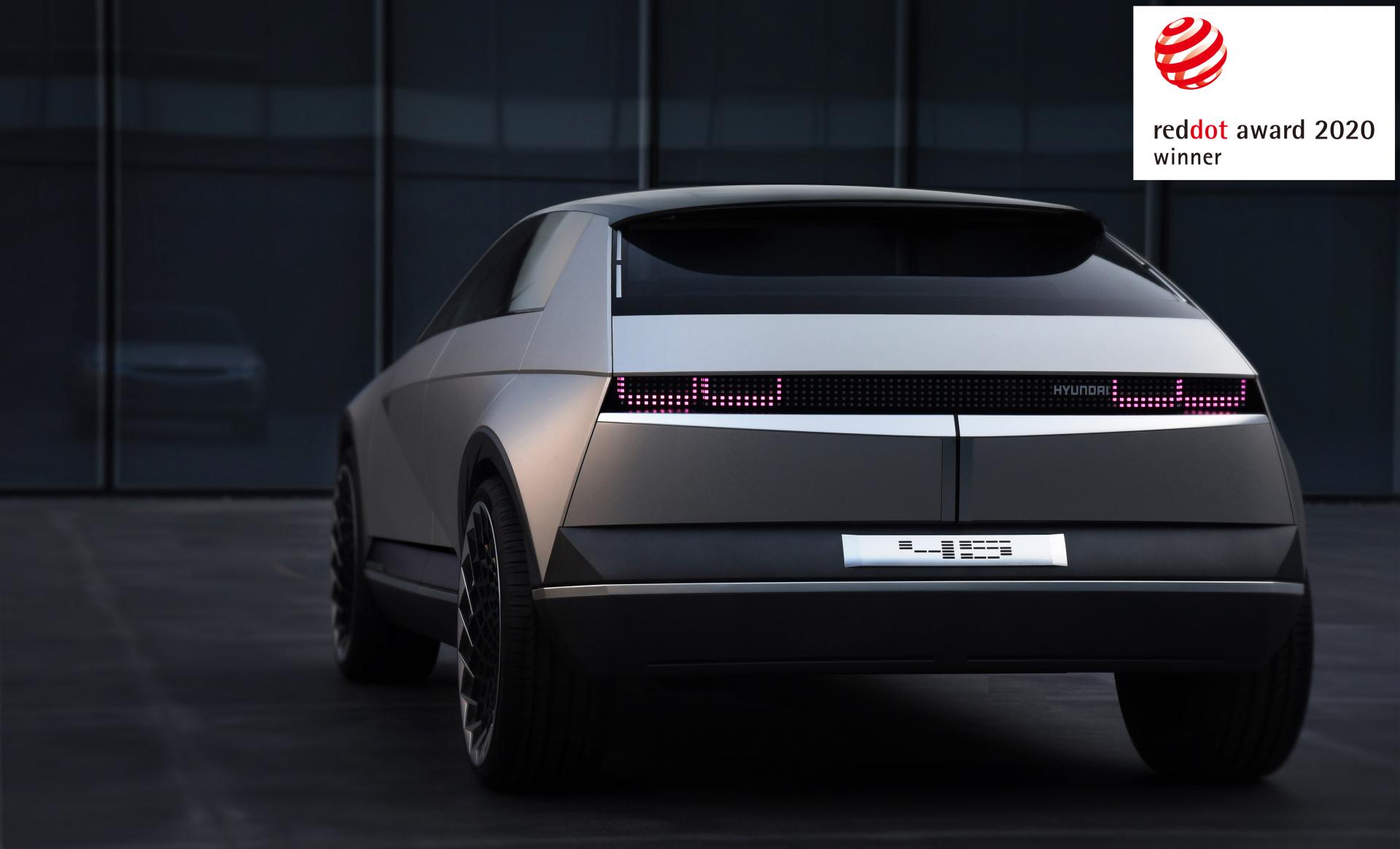 Компанія Hyundai Motor отримала три нагороди Red Dot Award 2020 за концептуальний дизайн | ВІК-Експо - фото 10