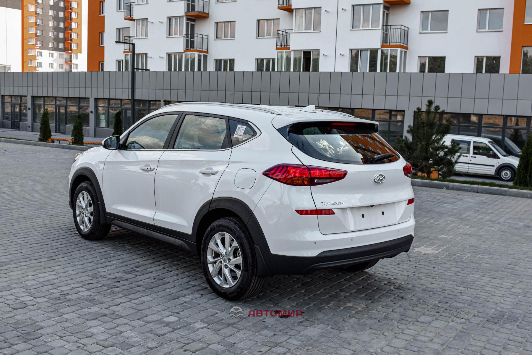 Вигідні ціни на всі комплектації Hyundai Tucson | Хюндай Мотор Україна - фото 18