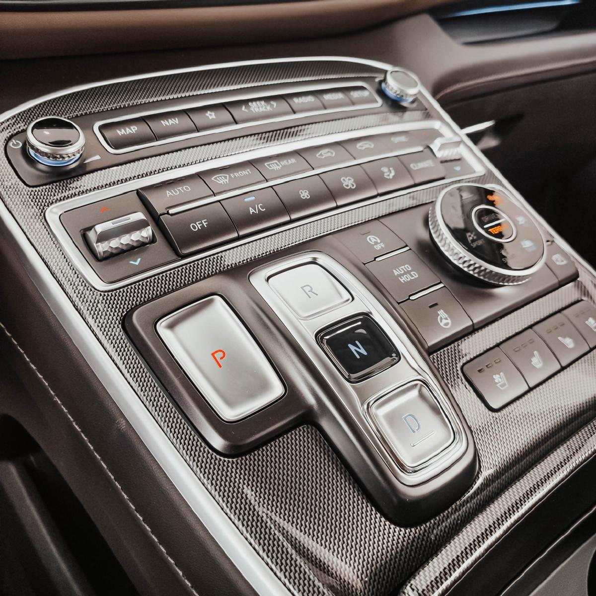 Якби комфорт і розкіш можна було б описати - це був би Hyundai Santa Fe! | Хюндай Мотор Україна - фото 7