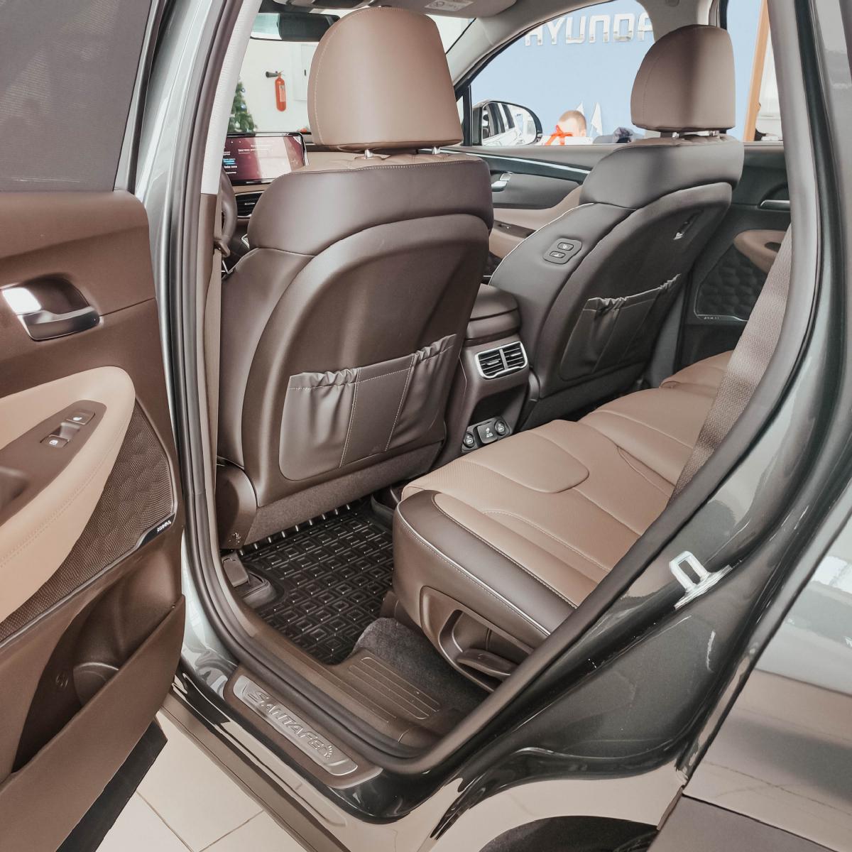 Якби комфорт і розкіш можна було б описати - це був би Hyundai Santa Fe! | Хюндай Мотор Україна - фото 12