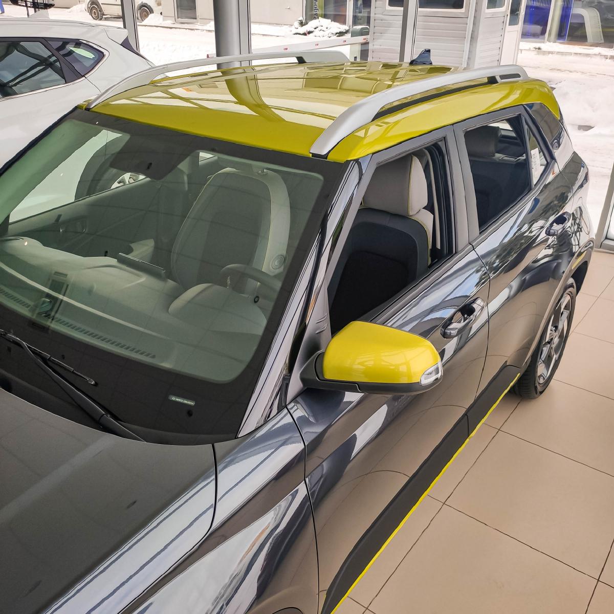Абсолютно новий компактний міський кросовер Hyundai Venue | Хюндай Мотор Україна - фото 9
