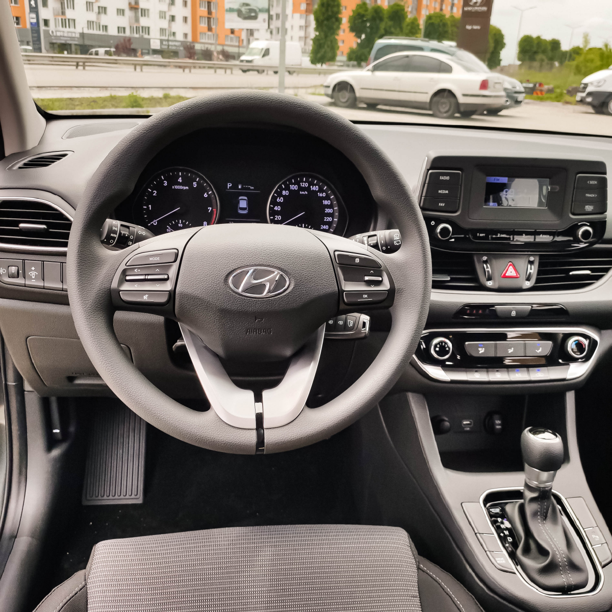 Спеціальна вигода на придбання Hyundai i30 WGN!   Хюндай Мотор Україна - фото 11