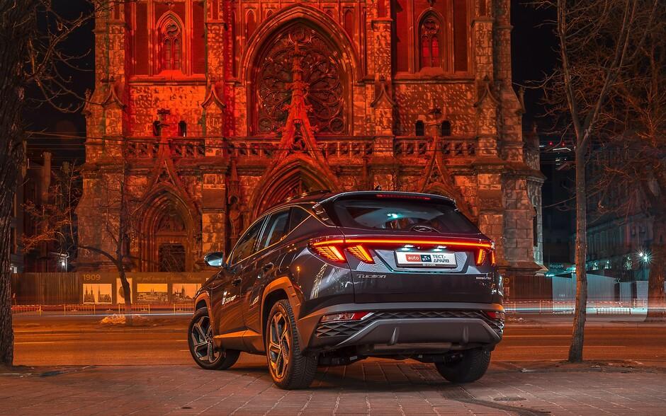 Тест-драйв Hyundai Tucson: Порушник спокою | ВІК-Експо - фото 27