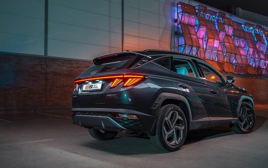 Тест-драйв Hyundai Tucson: Порушник спокою | ВІК-Експо - фото 23