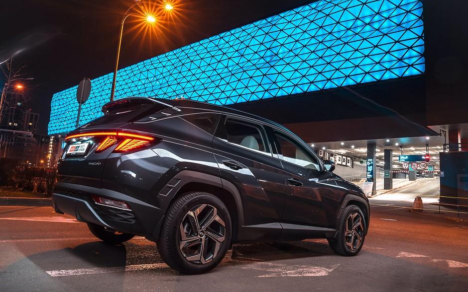 Тест-драйв Hyundai Tucson: Порушник спокою | ВІК-Експо - фото 21