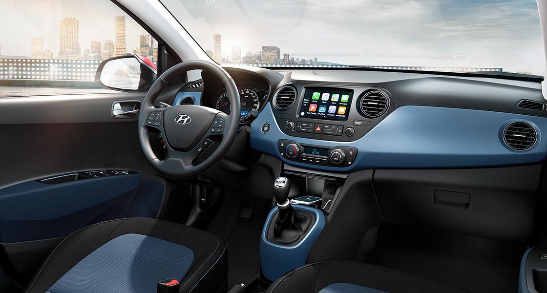 Hyundai i10  Галерея, фото  Хюндай Мотор Україна - фото 7