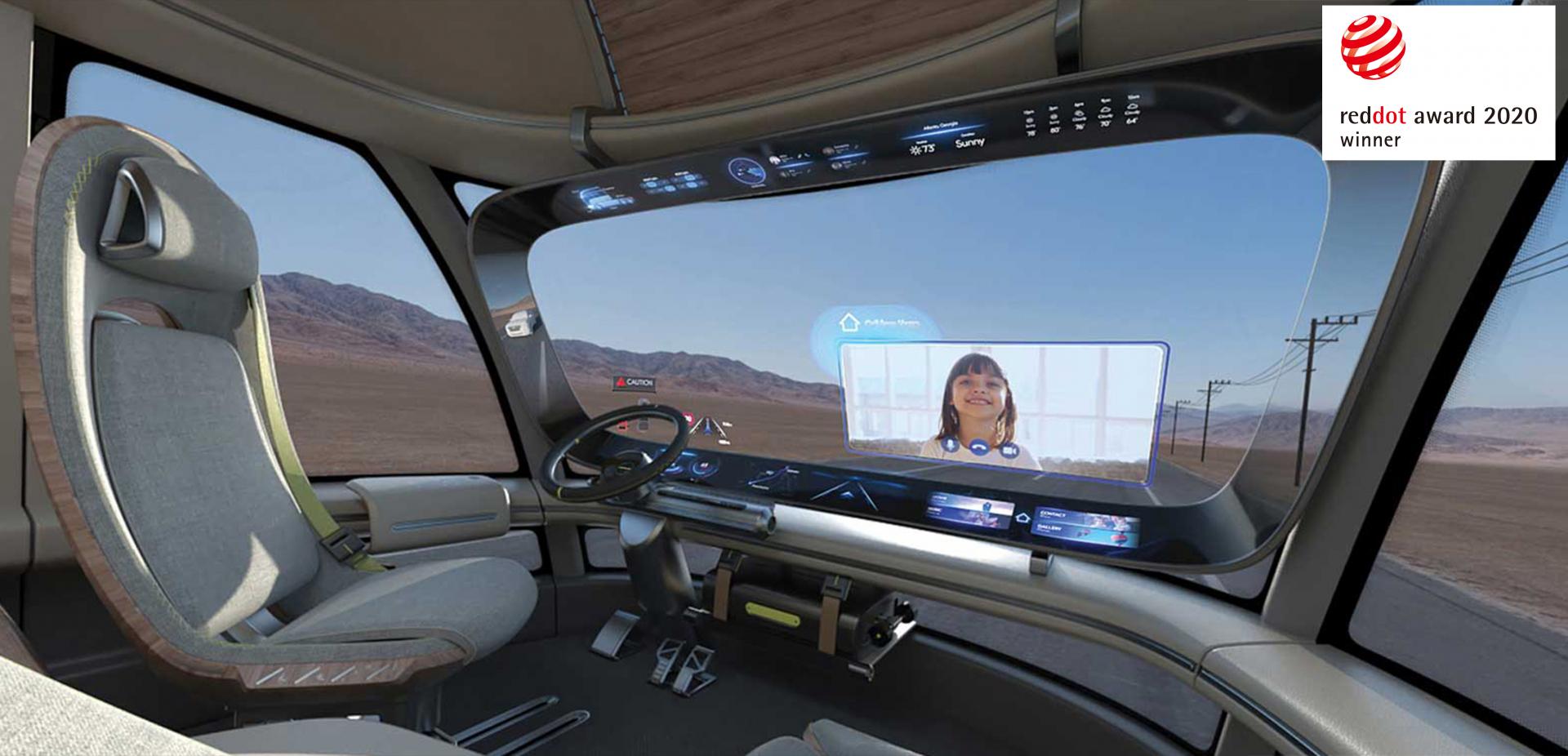 Компанія Hyundai Motor отримала три нагороди Red Dot Award 2020 за концептуальний дизайн | ВІК-Експо - фото 12