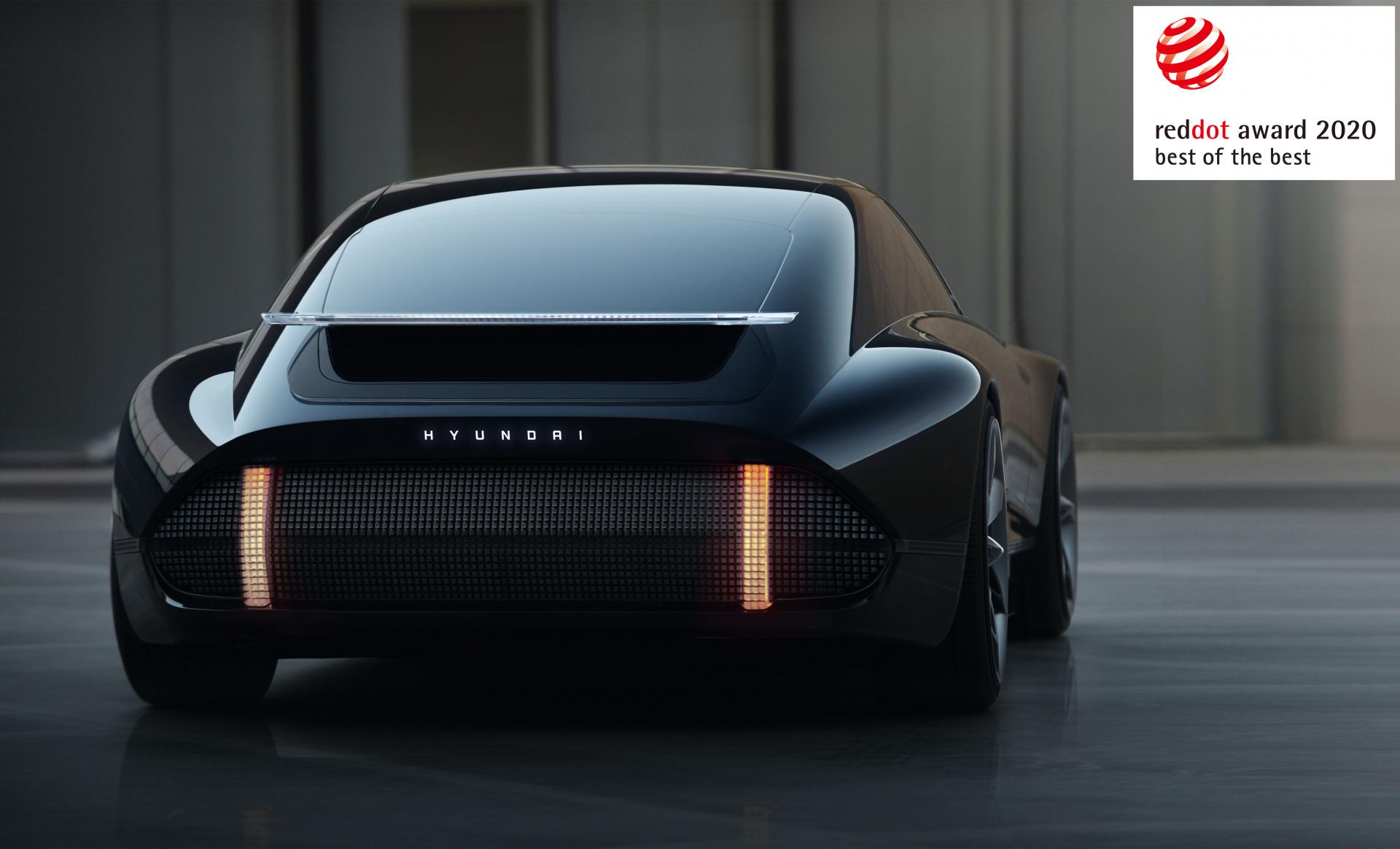 Компанія Hyundai Motor отримала три нагороди Red Dot Award 2020 за концептуальний дизайн | ВІК-Експо - фото 13